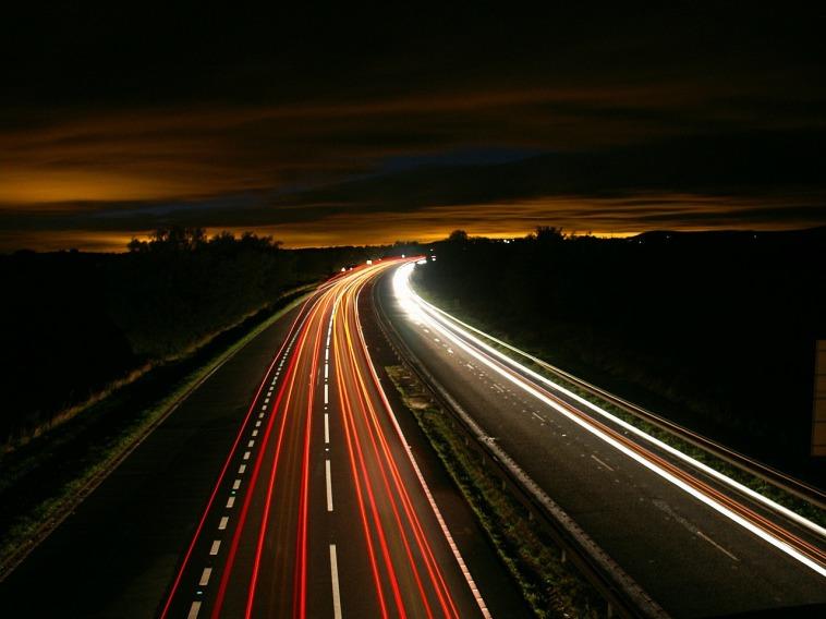 High bandwidth volume allows fast traffic