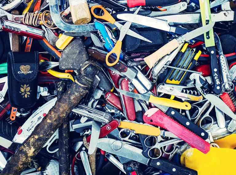 Stack of tools - Too many plugins won't help you speed up WordPress