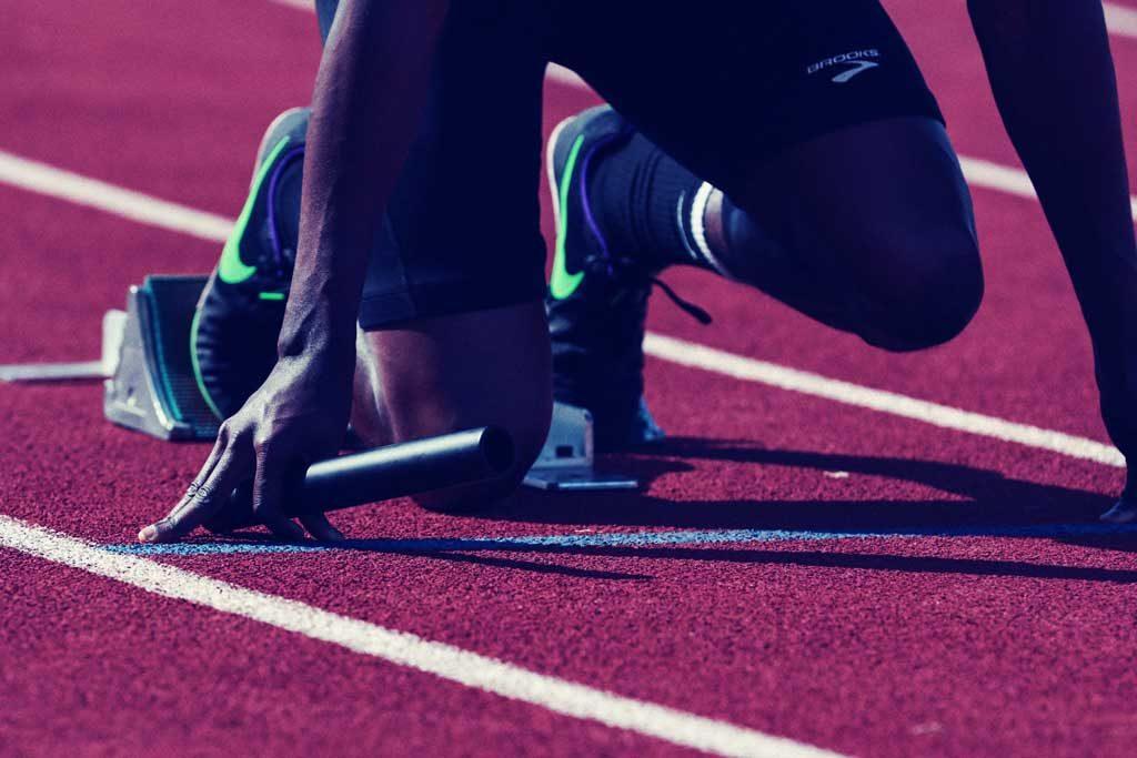 Runner in starting block - ready to speed up WordPress!