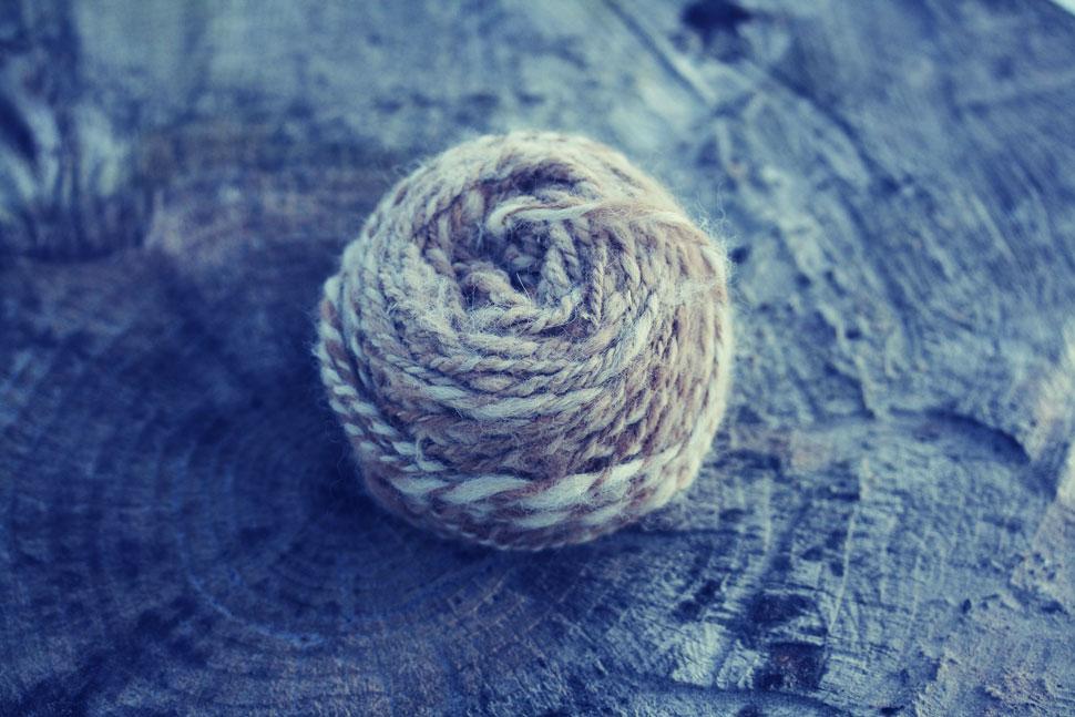 Possibly Ariadne's original ball of thread