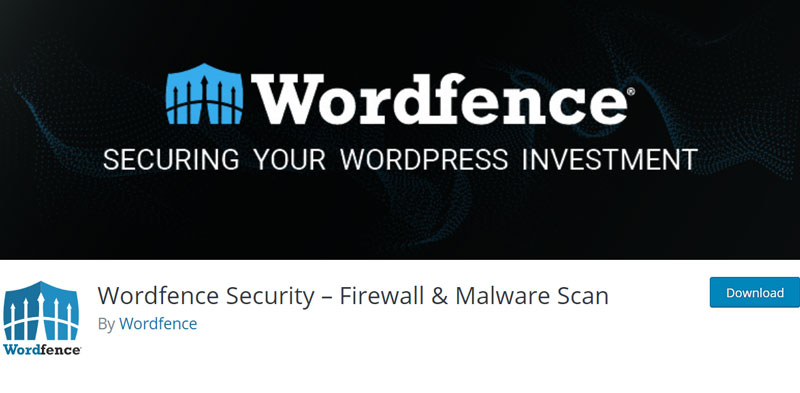 Protect your WordPress site with Wordfence